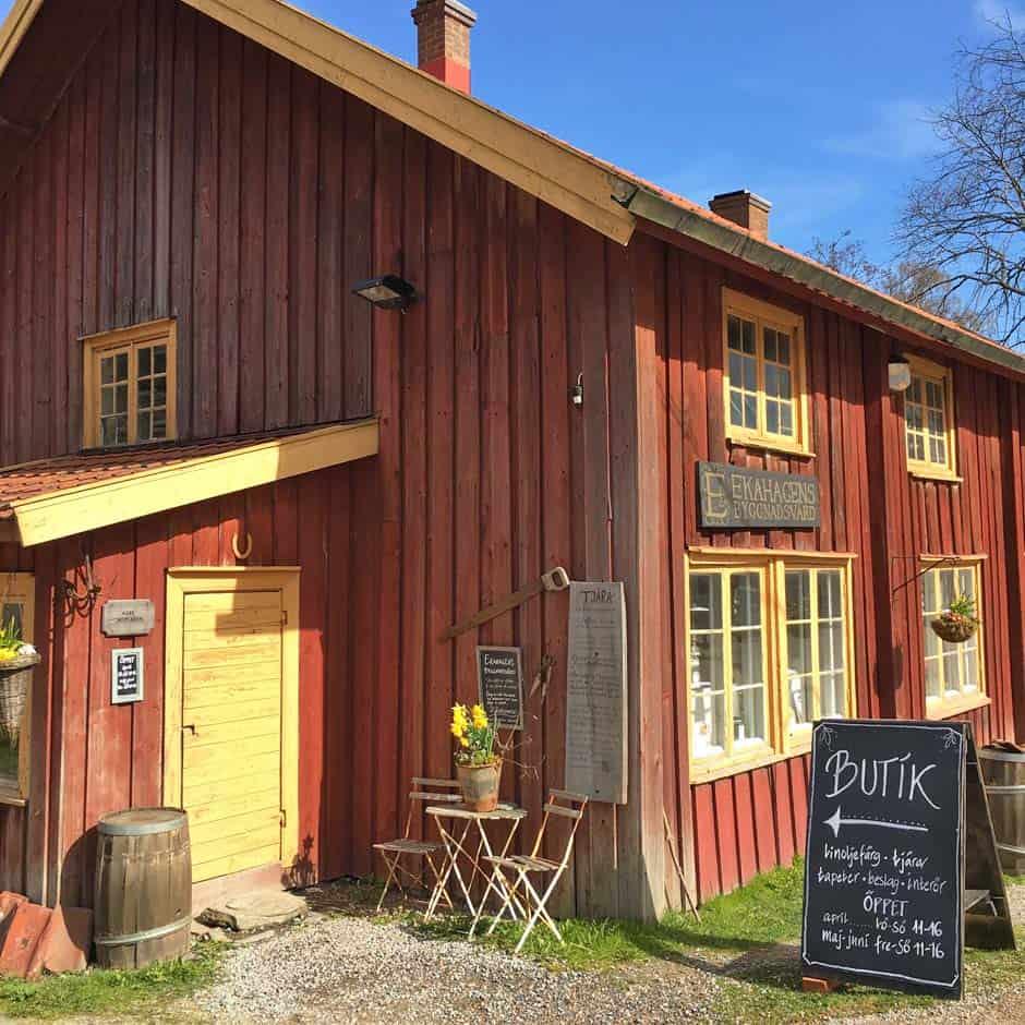 Hotspot Zweden