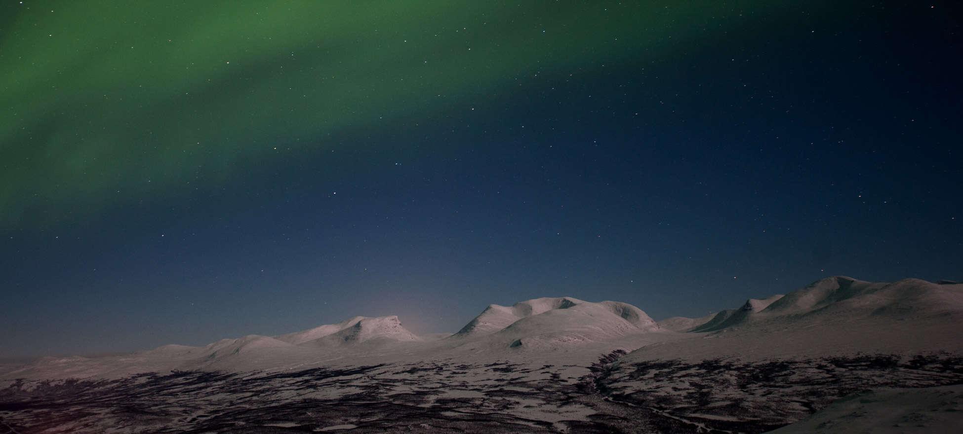 Hoe het noorderlicht fotograferen
