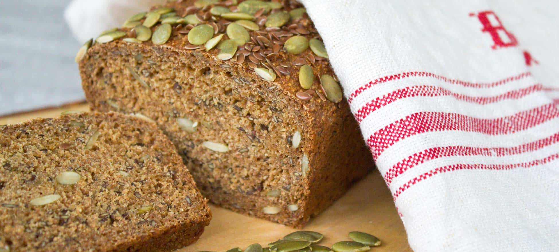 Snel, gezond en bovenal overheerlijk brood