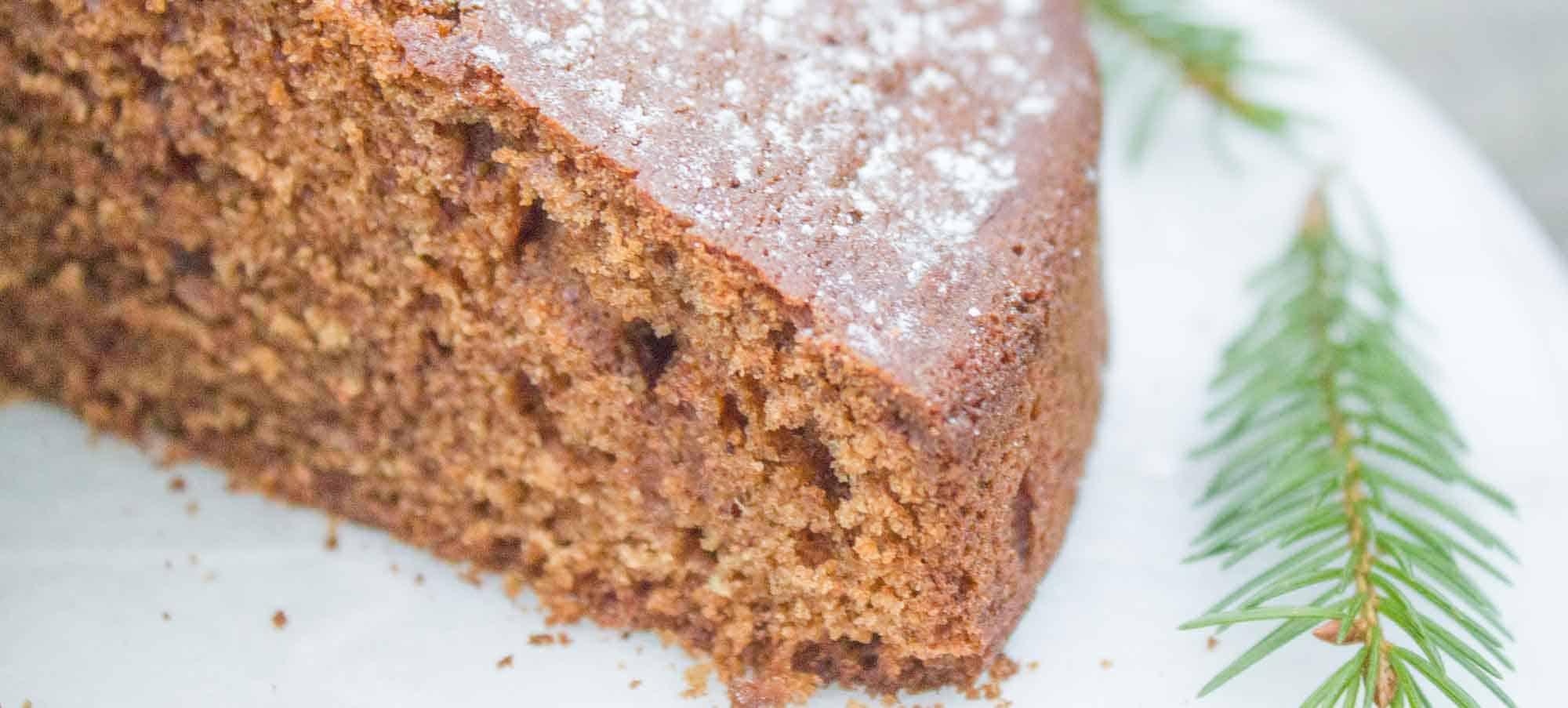 Supersnelle en overheerlijke Zweedse gembercake