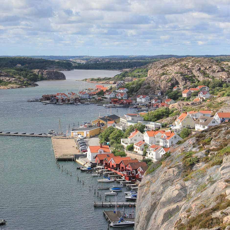 Fjällbacka Zweden