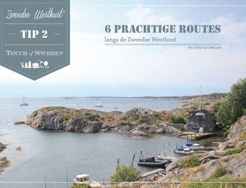 6 prachtige routes langs de Zweedse westkust