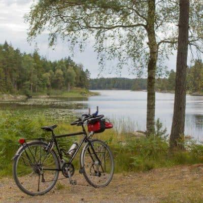 Olavspad fietsen