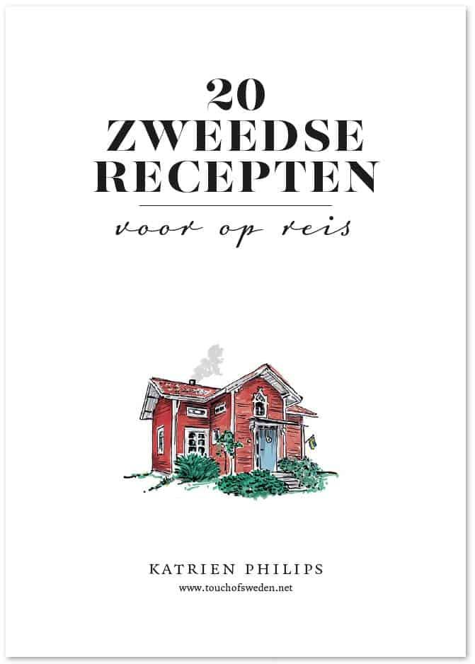 20 Zweedse recepten voor op reis