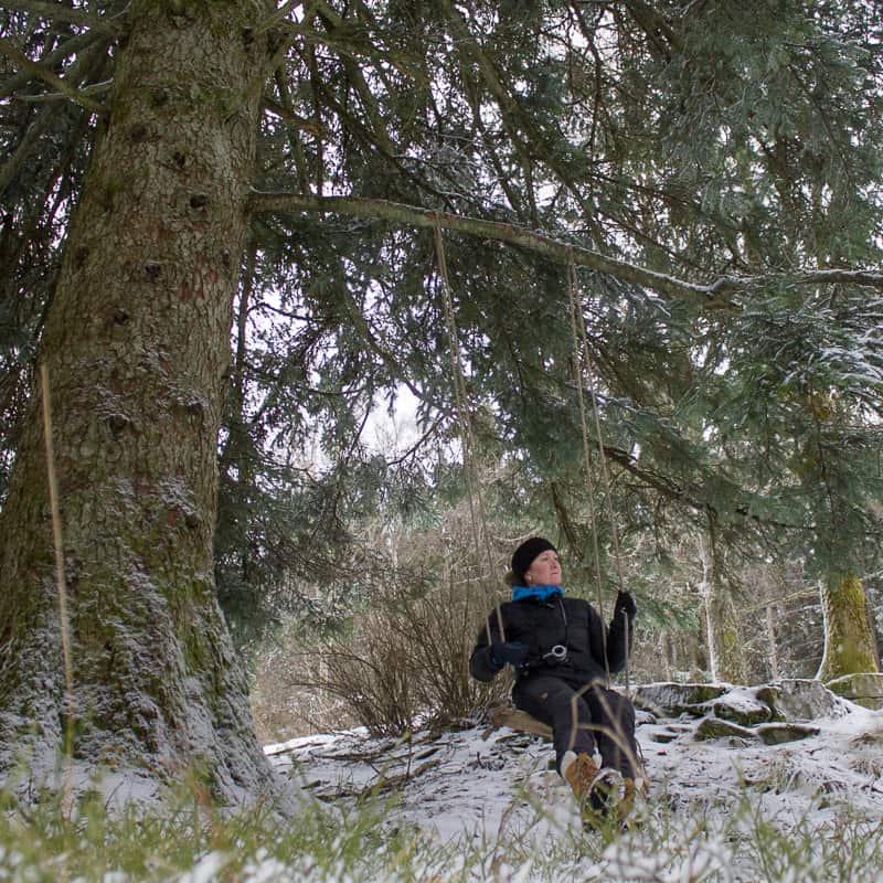 Reis je in de winter naar Zweden? Zo kleed je je het best.